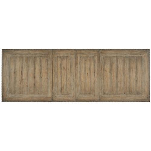 Dining Room Castella Rectangle Dining Table w/2-20in Leaves