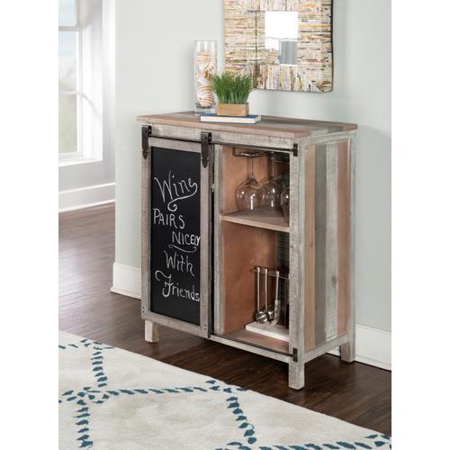 Powell Company - Sawyer Wine Cabinet