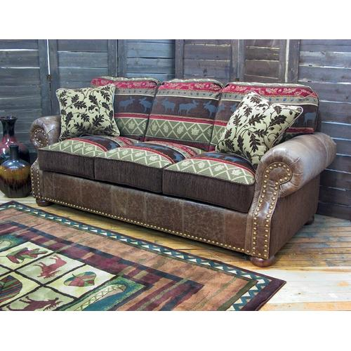 Emerson (Leather) LARC Loveseat