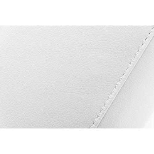 Gallery - Estro Salotti Villeneuve - Modern White Italian Left Facing Sectional Sofa