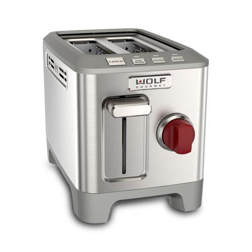 2 Slice Toaster Red Knob