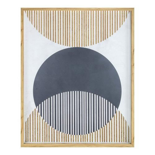 Moe's Home Collection - Devotion Abstract Print