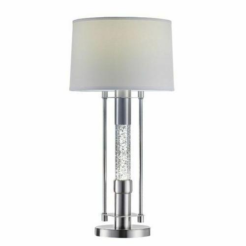 ACME Olsen Table Lamp - 40155 - Brushed Nickel