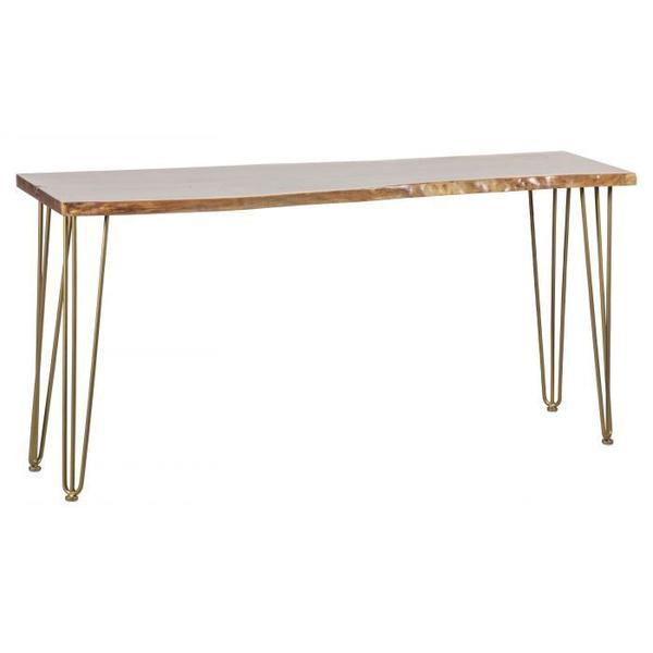 """See Details - Crotch Walnut 64"""" Table Top"""