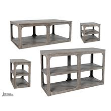 Westfield Coffee Table - Weathered Grey
