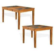 View Product - RED HOT BUY! Sedona Counter Height Table w/ Slate Top