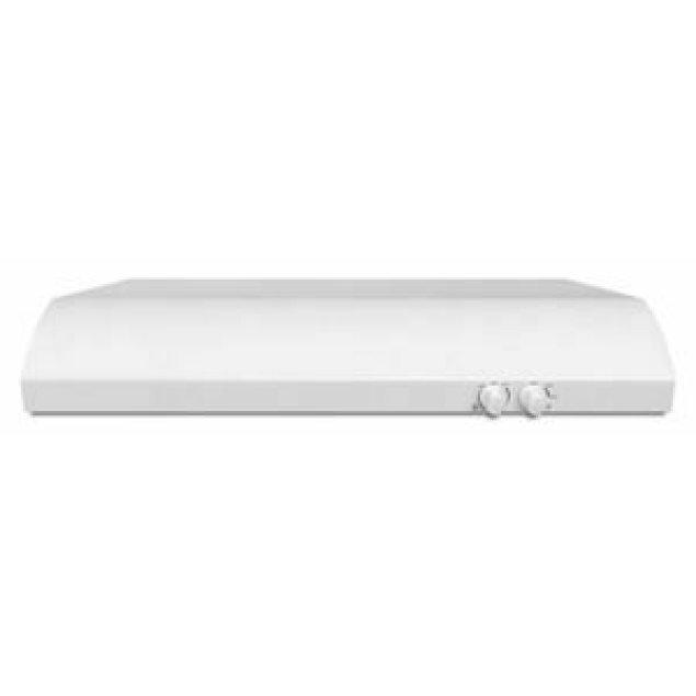 """Amana 30"""" Range Hood with the FIT System - White"""