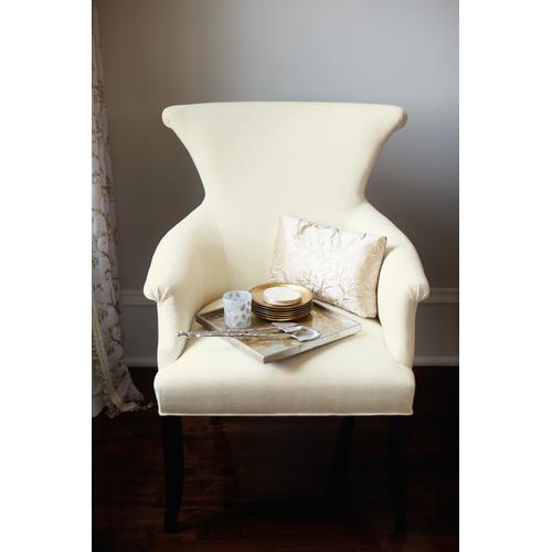 Bernhardt - Jet Set Arm Chair in Caviar (356)