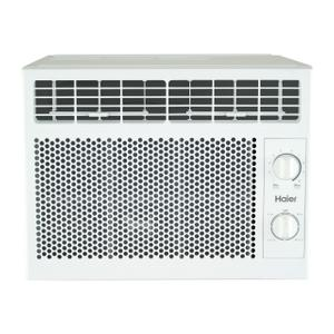 HaierHaier® 5,050 BTU Mechanical Window Air Conditioner for Small Rooms up to 150 sq. ft.