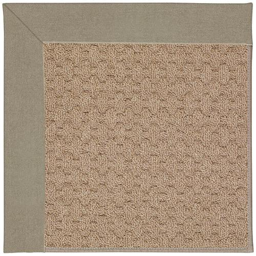 Creative Concepts-Grassy Mtn. Canvas Taupe Machine Tufted Rugs