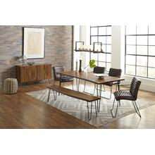 "Nature's Edge 79"" Dining Table"