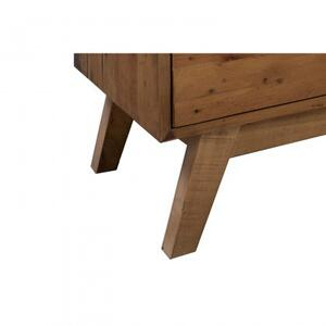 Laval Bedroom Chest Natural Finish