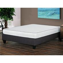 "Luna Slumber 8"" Poly Foam Flippable Queen Mattress (MFG#: 37018)"