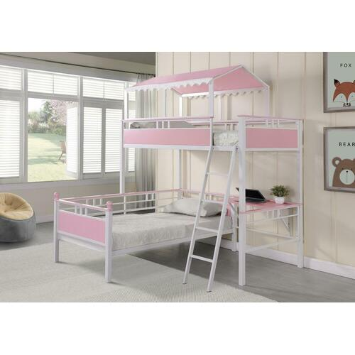 Coaster - Twin/twin Workstation Bunk Bed