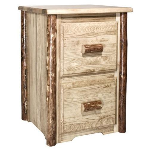 Product Image - Glacier Country Collection 2 Drawer File Cabinet