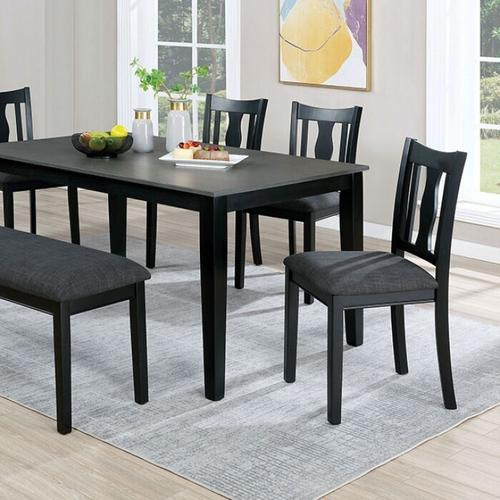 Furniture of America - Carbey 5 Pc. Dining Table Set