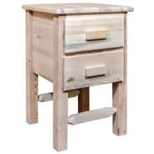 See Details - Homestead Collection Nightstand with 2 Drawers
