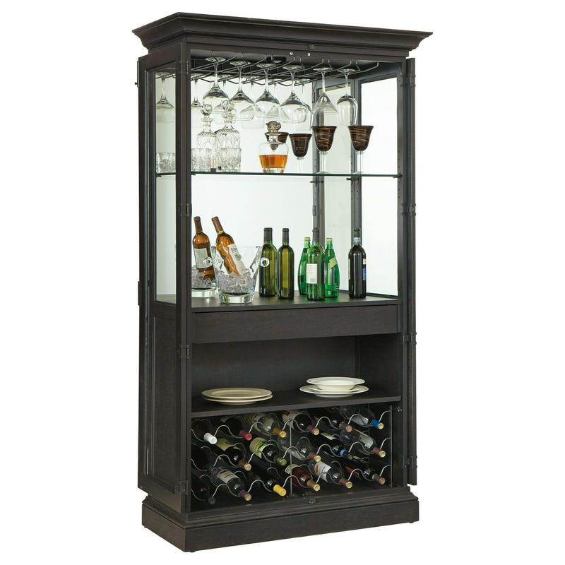 690-044 Socialize IV Wine & Bar Cabinet