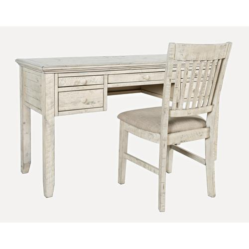 Rustic Shores Power Desk and Chair
