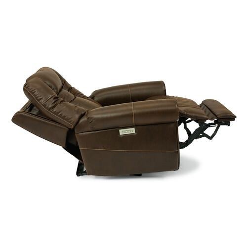 Zircon Power Recliner with Power Headrest