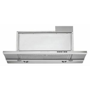 """30"""" Slide-Out Hood - Heritage Stainless Steel Product Image"""