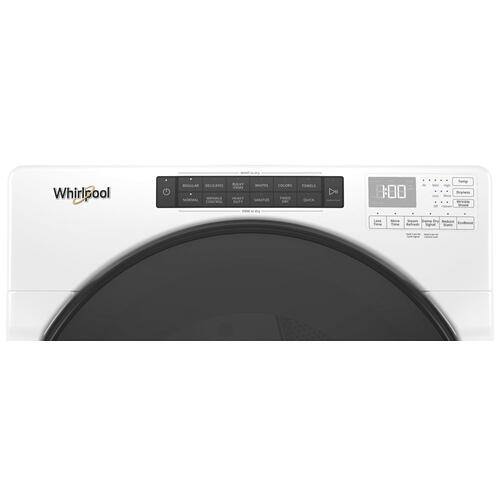 Product Image - 7.4 cu. ft. Front Load Electric Dryer with Steam Cycles