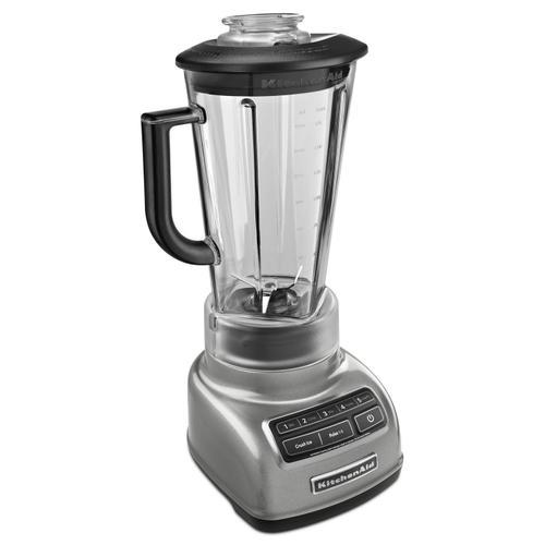 KitchenAid - 5-Speed Diamond Blender Contour Silver