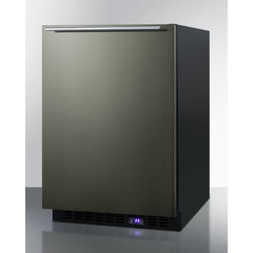 "24"" Wide Built-in All-freezer With Icemaker"