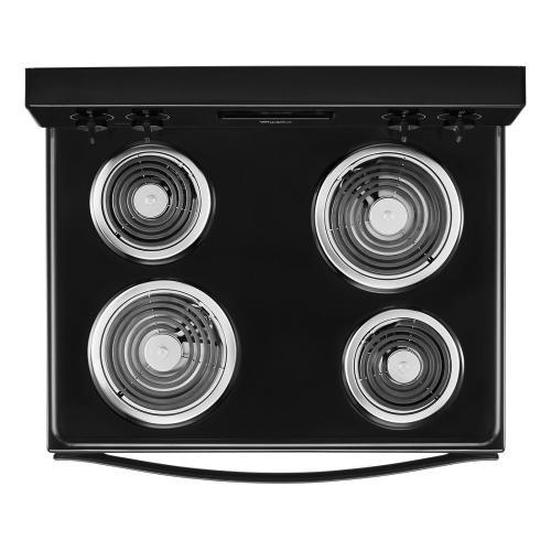 Whirlpool - 4.8 Cu. Ft. Freestanding Counter Depth Electric Range