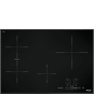 SmegCooktop Black SIMU530B