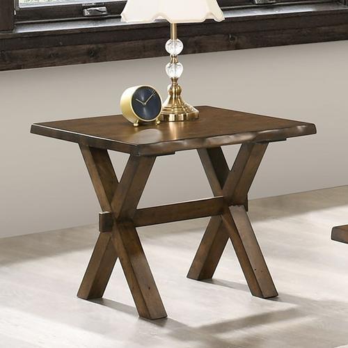 Cerise End Table
