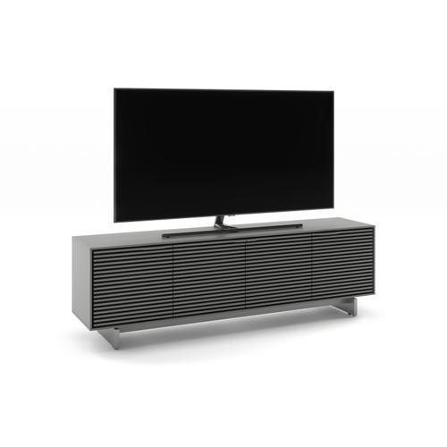 BDI Furniture - Align 7479 Media + Storage Console in Fog Grey Media Base