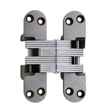 See Details - Model 418 Alloy Steel Invisible Hinge Unplated