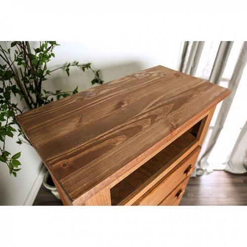 Furniture of America - Lea Media Chest