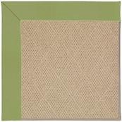 """Creative Concepts-Cane Wicker Canvas Citron - Rectangle - 24"""" x 36"""""""