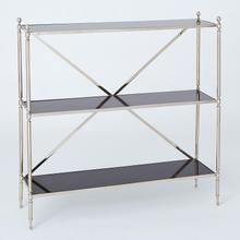 See Details - Acorn Open Shelf-Nickel