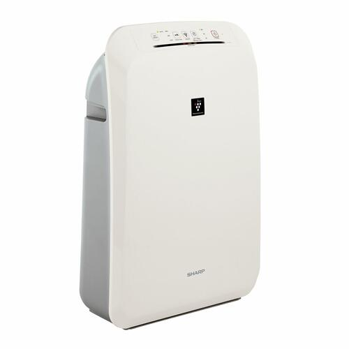 Sharp True HEPA Air Purifier with Plasmacluster® Ion Technology for Small Rooms