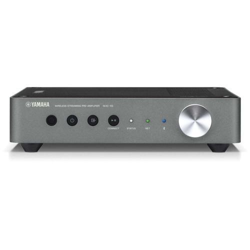 Gallery - WXC-50 Dark Silver MusicCast Wireless Streaming Preamplifier