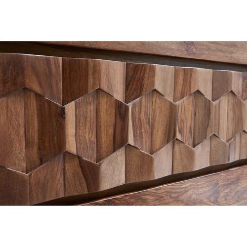 Moe's Home Collection - O2 Chest Brown