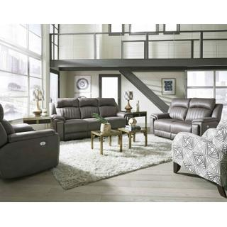 Double Reclining Loveseat with Arm Cupholders