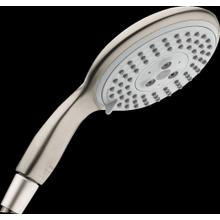 Brushed Nickel Handshower 100 3-Jet, 2.0 GPM