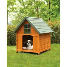 ACME Wade Pet House - 98202 - Honey Oak & Green