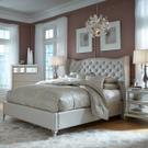 Upholstered Platform Bed Product Image