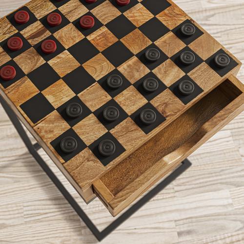 Jofran - Fairchild Checkerboard C-table