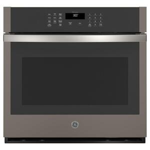 "GE® 30"" Smart Built-In Self-Clean Single Wall Oven with Never-Scrub Racks Product Image"