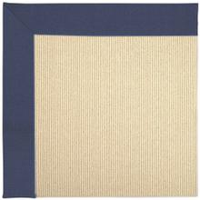 "Creative Concepts-Beach Sisal Canvas Neptune - Rectangle - 24"" x 36"""