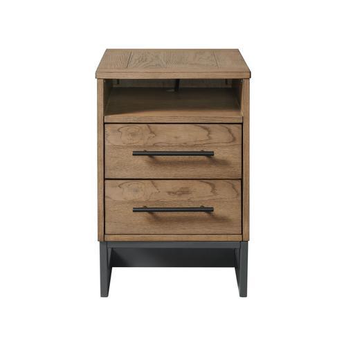 Intercon Furniture - Eden Chairside Table