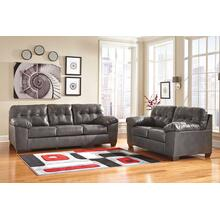 Alliston Sofa & Loveseat Gray