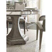 See Details - Sanctuary Rectangle Dining Table w/2-20in leaves