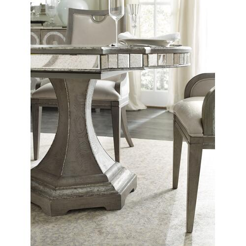 Hooker Furniture - Sanctuary Rectangle Dining Table w/2-20in leaves